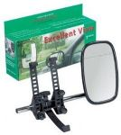 EXCELLENT VIEW MIRROR COMPLETE WITH  BLIND SPOT